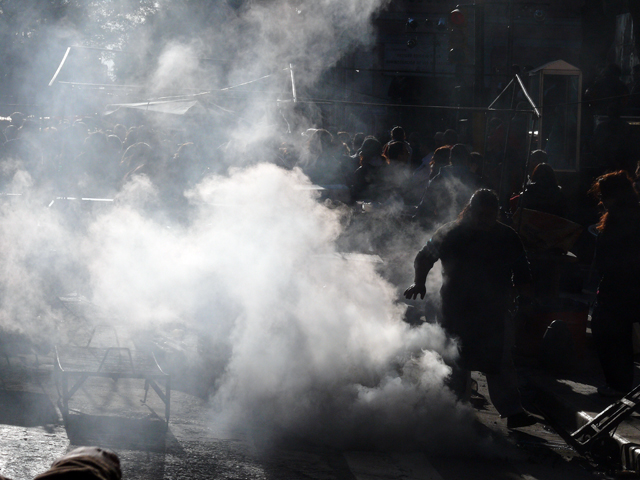Feria de Mataderos. Buenos Aires. Argentine. Août 2010.