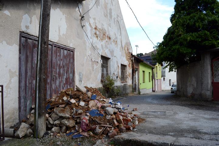 Travnik. Bosnie-Herzégovine. Juillet 2011.