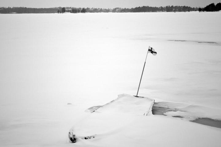 Helsinki. Finlande. Février 2012.