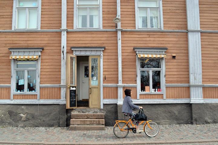 Porvoo. Uusimaa de l'Est. Finlande. Mai 2012.