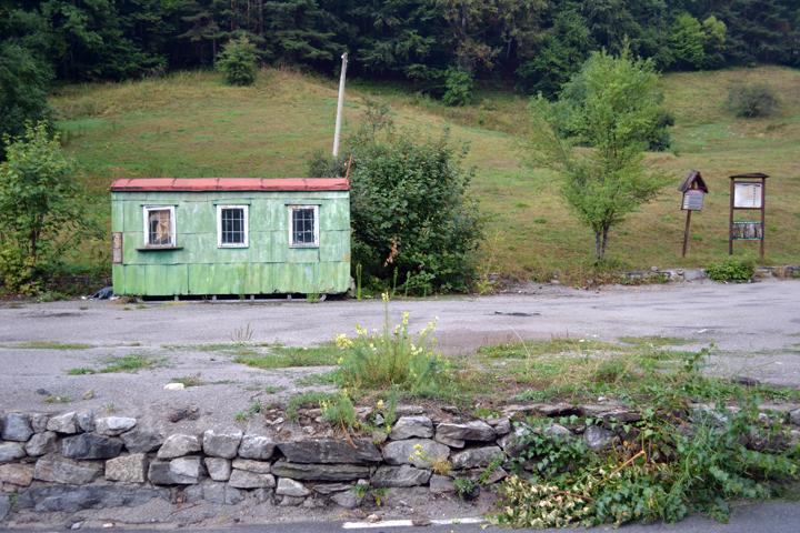 Monts Rila. Bulgarie. Août 2012.