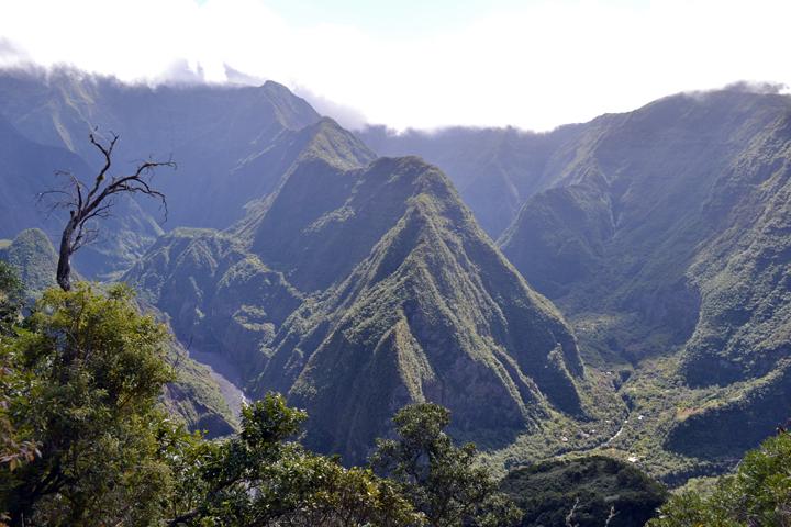 Grand-Bassin. La Réunion. Juillet 2013.